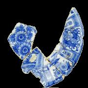archeologische vondst Blauwhof (Steendorp) - buitengoed familie Ximenez - Portugese handelaarsfamilie 17de eeuw - Erfpunt