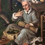 1578-81 - Vincenzo Campi (Cremona 1530/35 - 1591) – Noord-Italiaanse keuken in Vlaamse stijl – Pinacoteca di Brera (Milaan)